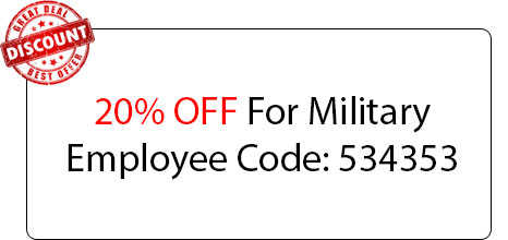 Military Employee Discount - Locksmith at South Gate, CA - South Gate Ca Locksmith